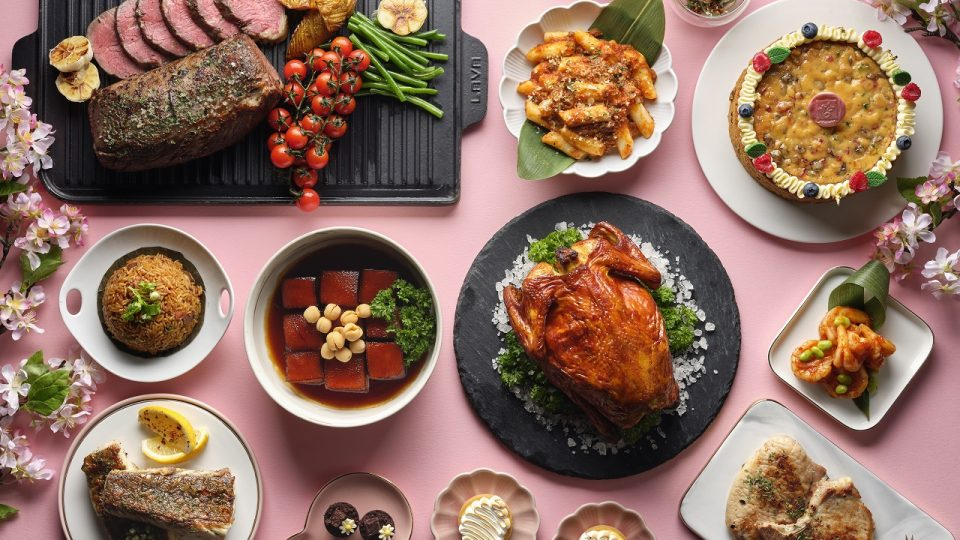 PARKROYAL COLLECTION Pickering_Lime Restaurant_Feast of Fortune a la carte Buffet