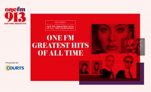 Countdown One Fm 91 3 Good Times Greatest Hits