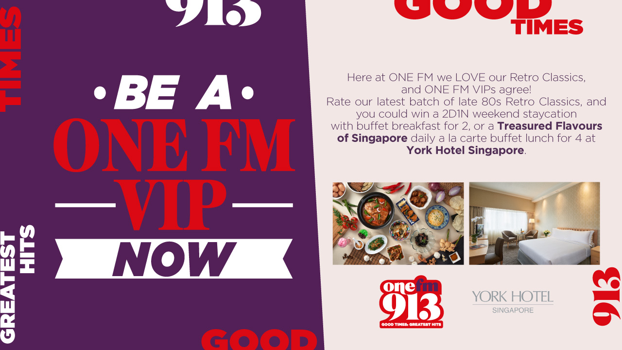 ONE FM 91 3 Good Times, Greatest Hits